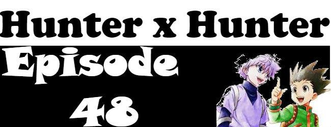Hunter X Hunter Watch Online
