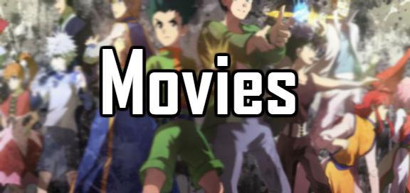Hunter x Hunter Movies Watch Online